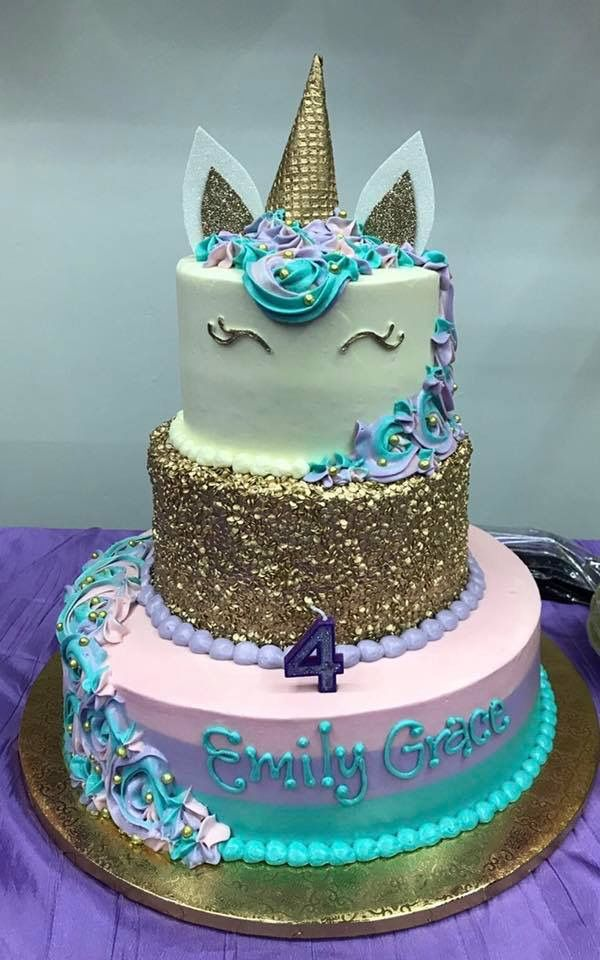 Unicorn Cake Unicorn Baby Shower In 2019 Pastel De