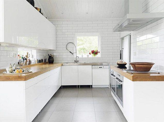 43 best küche images on Pinterest Dinner room, Kitchen white and - küche bei ikea kaufen