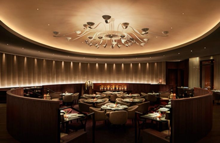 The Miami Beach Edition's The Matador Room, a Spanish restaurant by famous chef Jean-Georges Vongerichten, is a sort of an homage to the former hotel name and keeps the hotel´s original chandelier.