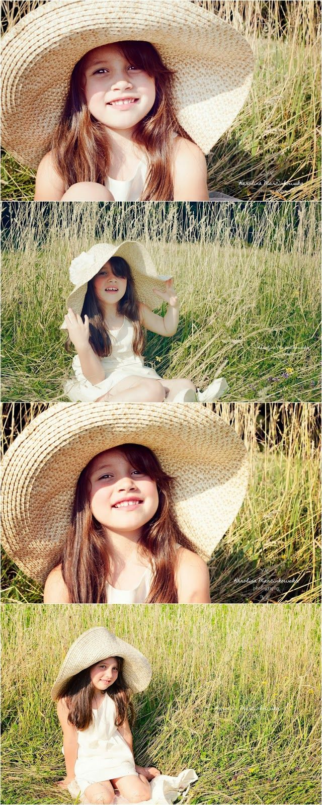 Mademoiselle Anisa- portrait child, photography, pastel, summer!