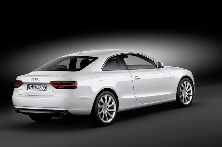 The Audi S5 Sportback is powered by a three-liter V6 with a mechanically driven supercharger.