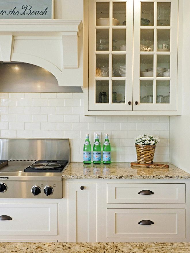 Beautiful Homes Of Instagram Our Cabinets Are From Shiloh Cabinetry And The  Color Is Ivory.