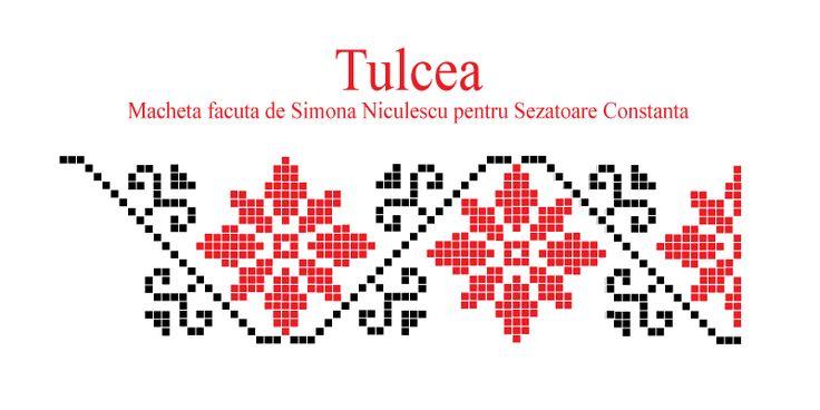 Model traditional din Tulcea, Dobrogea