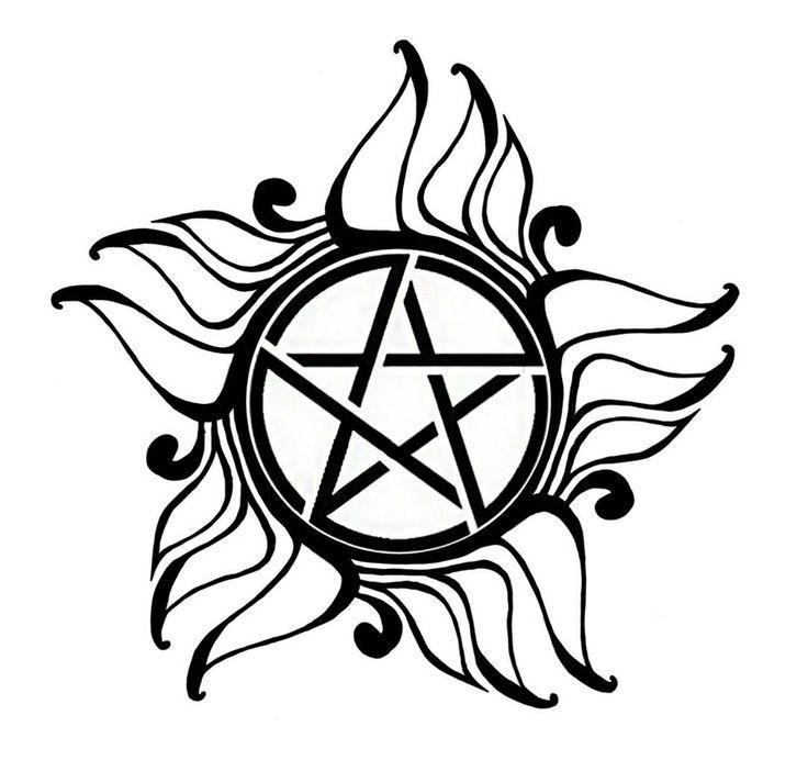 Anti-possession Tattoo