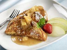 Arme Ritter oder auch French Toasts sind eine gute Möglichkeit, Reste zu verwerten und sich ein leckeres Frühstück zu zaubern. Probieren Sie unsere Rezeptidee!