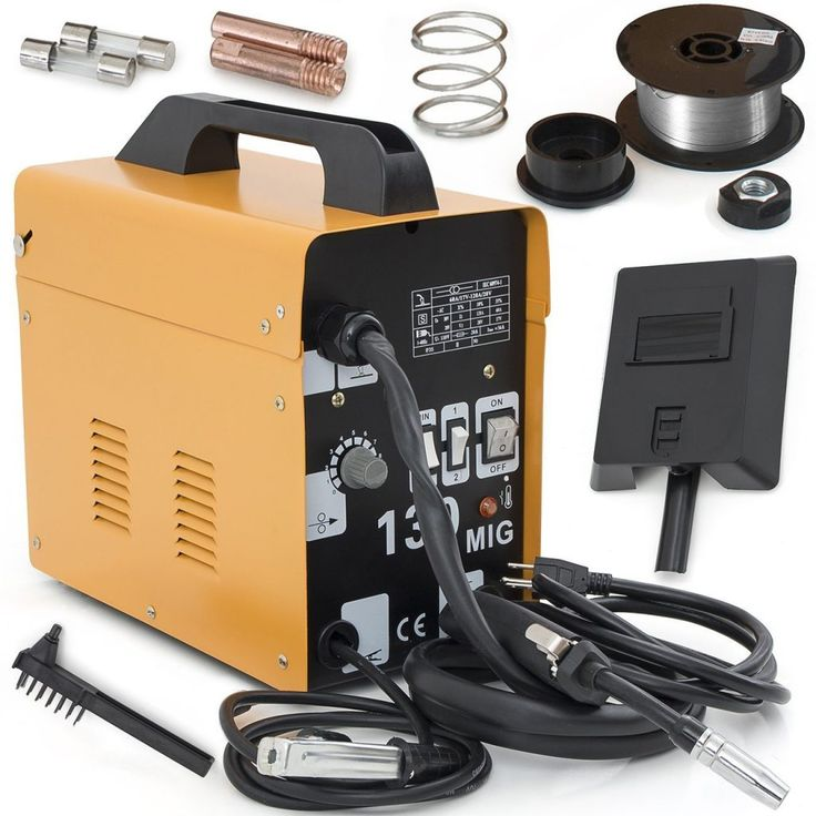 Best 25 mig welding machine ideas on pinterest what is mig arksen mig 130 welder great if you dont have welding machine at all solutioingenieria Gallery