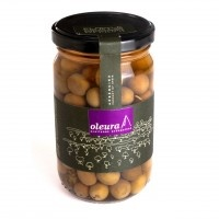 Arbequina olives, from Catalonia