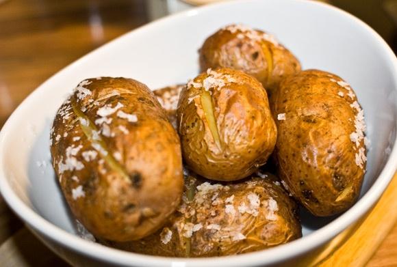 Saltbakte poteter | Millas Mat