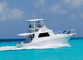 Deep Sea Fishing without getting sea sick.