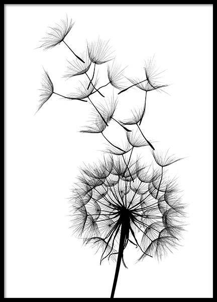 poster schwarz weiß   Skandinavisches design posters   Desenio