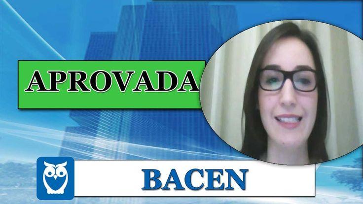 Gabriela Guimarães Aprovada no BACEN - Estratégia Concursos