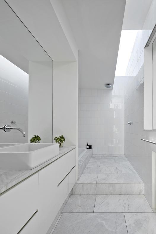 oltre 25 fantastiche idee su bagni in marmo su pinterest | marmo ... - Bagno Di Casa