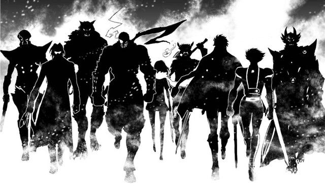 Manga Author Suggests Avengers Team Of Violent Japanese Heroes