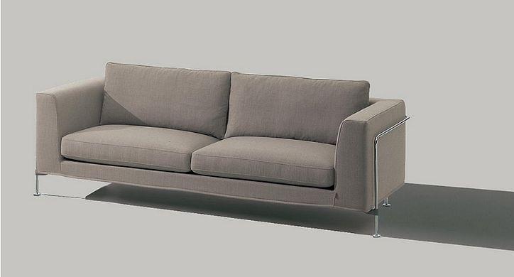 Mr Hide Felicerossi sofa behagelig myk design moderne kontor hjemmet møterom venterom sittegrupper stoff skinn stål treverk hvit svart grå farger