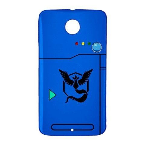 Pokedex Mystic Pokemon GO Google Nexus 6 Case Cover