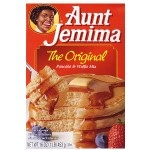 Aunt Jemina coupons 2012 whip up a great batch of pancakes without the effort of making them from scratch