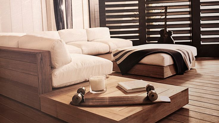 James Perse U2013 Furniture | James Perse | Pinterest | James Perse, Interiors  And Door Coverings
