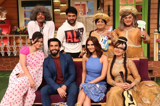 Comedy nights with kapil sharma 2017 latest episode, kapil sharma live show, comedy nights with kapil sharma with all bollywood stars.