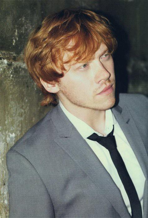 Ron Weasley, Rupert Grint   Seeing Red - Famous Redheads ... Rupert Grint Today