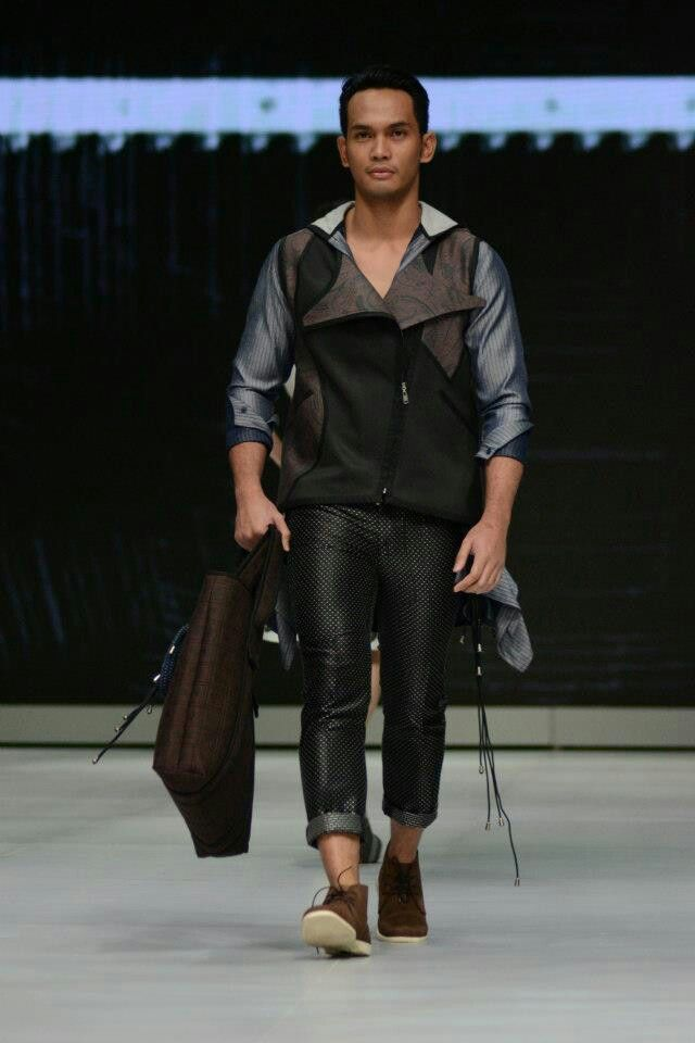Indonesia fashion week 2012