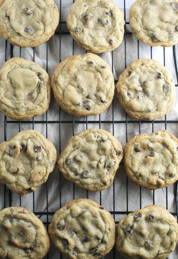 my go to...Bakery Style Chocolate Chip Cookies | stuckonsweet.com