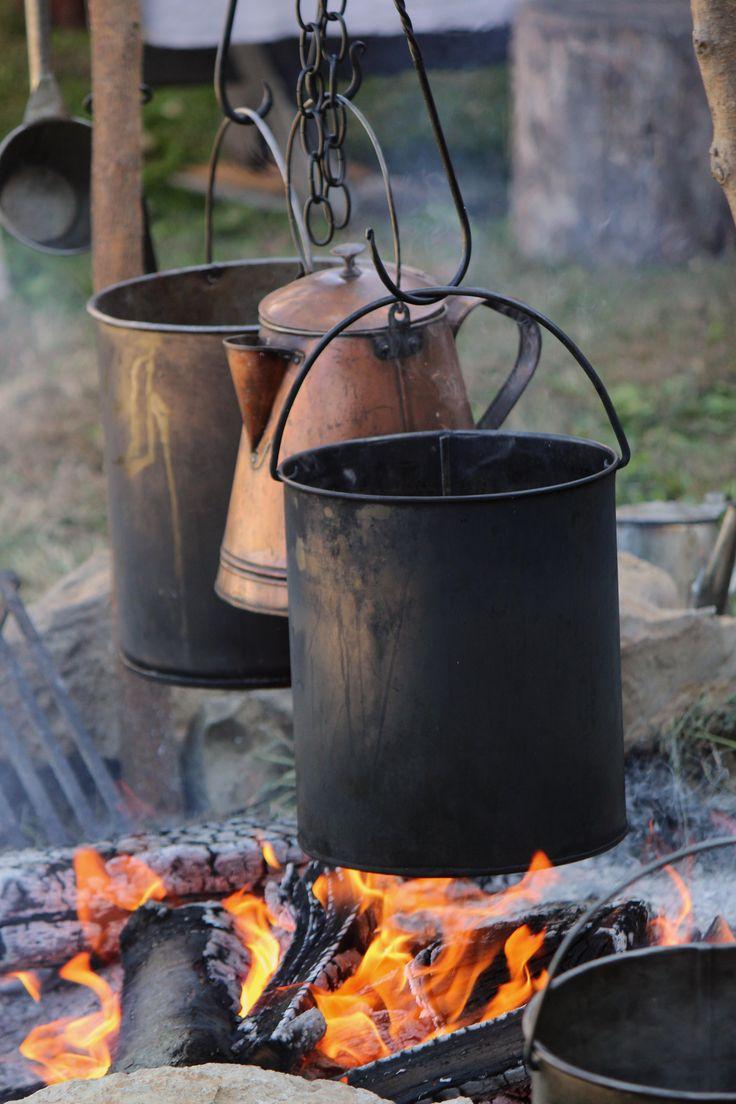 ✿campestre - Pentole e utensili da cucina #CosasDeCampo