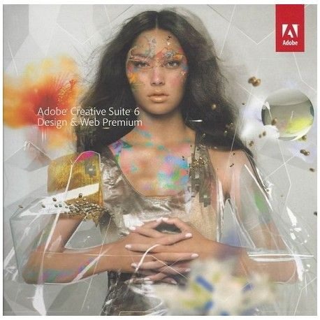 Adobe Design & Web Premium CS6 for Mac DVD or USB Thumbdrive  Condition New  Adobe Creative Suite 6 Design Standard software combines industry-standard tools for professional print design and digital publishing. Create eye-catching images and graphics at lightning speed with innovative painting and drawing tools and dozens of creative effects in Adobe Photoshop and Illustrator.  $616.60
