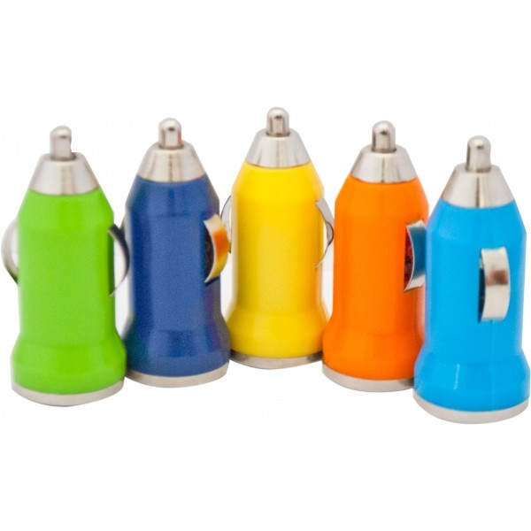 Universal Single USB Adapter £7.99- Coloured  This small adapter offers you a USB port to use with your existing charging cable. Available in a range of colours