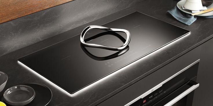 "Electrolux Maxisense ""Halo"" Induction Cooktop « Good Design"