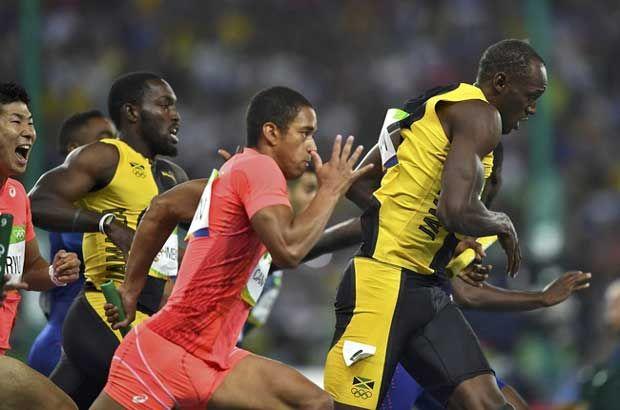 リオオリンピック 男子400mリレーで日本が銀メダル!アメリカ残念ながら失格→海外「信じられない快挙だ!おめでとう!」 海外の反応|海外まとめネット…