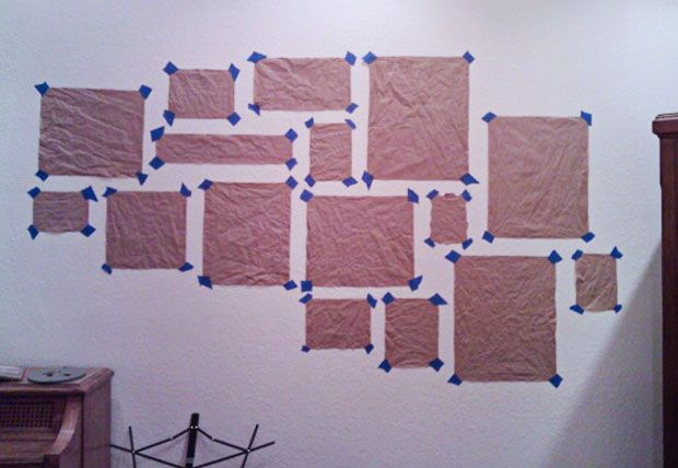 wall templates for hanging pictures - 19 best images about art exhibit ideas on pinterest