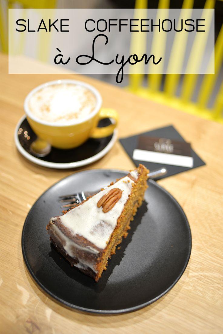 Un nouvel endroit très sympa à Lyon : le Slake CoffeeHouse, rue de l'Ancienne Préfecture en Presqu'île
