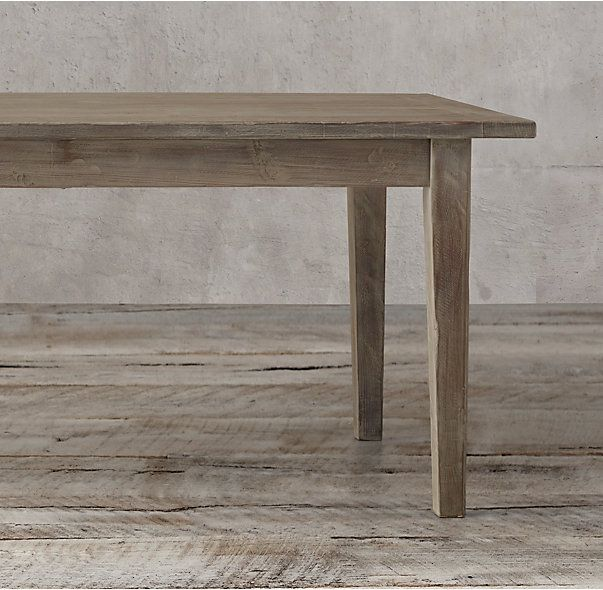 This one is really nice too! good size and has a leaf! 1900s Boulangerie Rectangular Extension Dining Table
