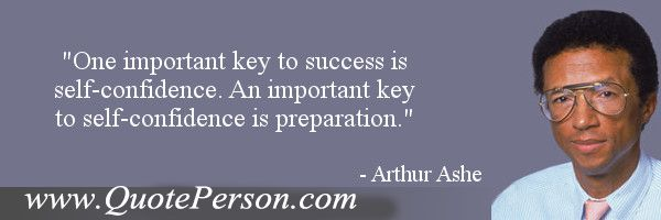Arthur Ashe became the first, and is still the only, African-American male tennis player to win the U.S. Open and Wimbledon. He is also the first African-American man to be ranked as the No. 1 tennis player in the world. https://www.quoteperson.com/author/arthur-ashe