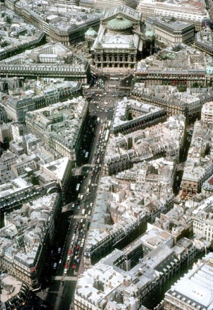 Avenue de lopera paris