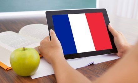 image for 90% Off French Language Online Course