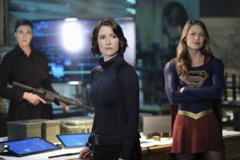 Supergirl Episode Review  S02E21 Resist