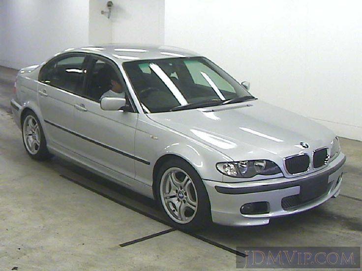 2002 OTHERS BMW 318I_M_ AY20 - http://jdmvip.com/jdmcars/2002_OTHERS_BMW_318I_M__AY20-89ooKU8uj36IGT-5013