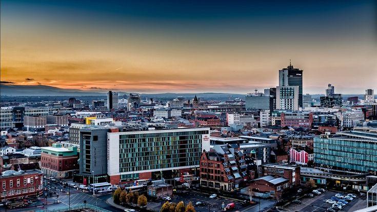 Manchester Skyline Photos - Page 209 - SkyscraperCity