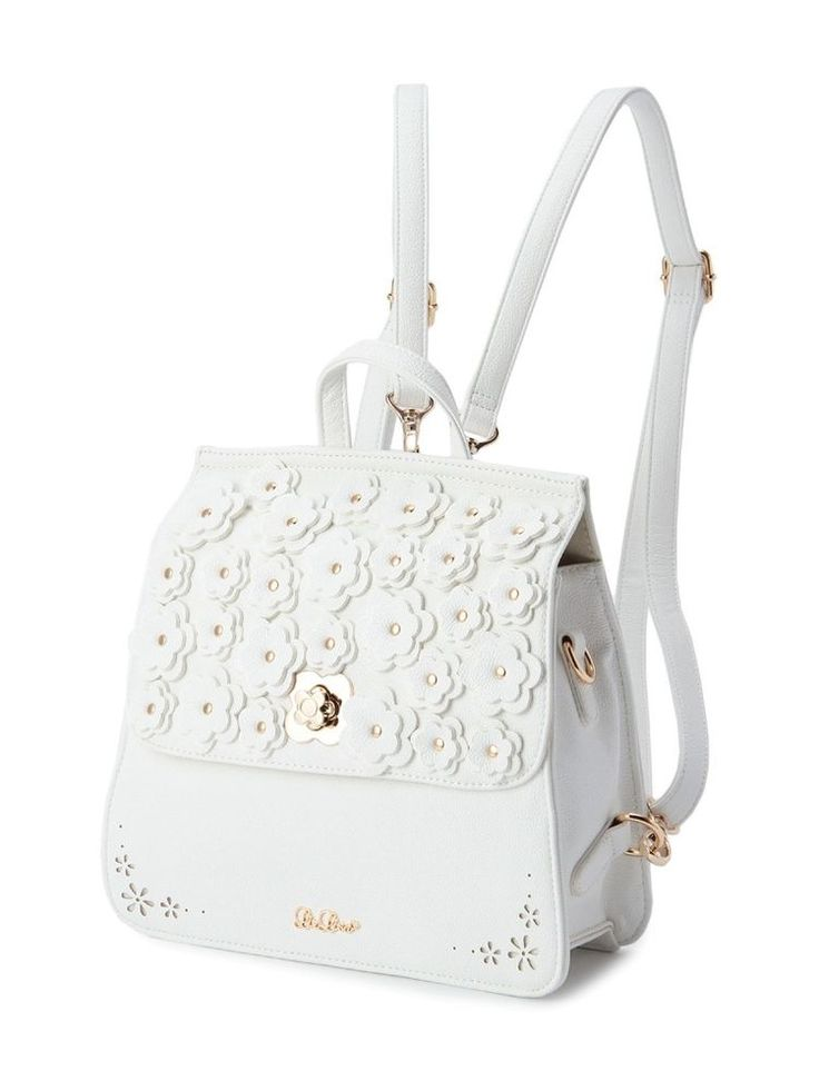 25  best ideas about White backpack on Pinterest | School bags ...