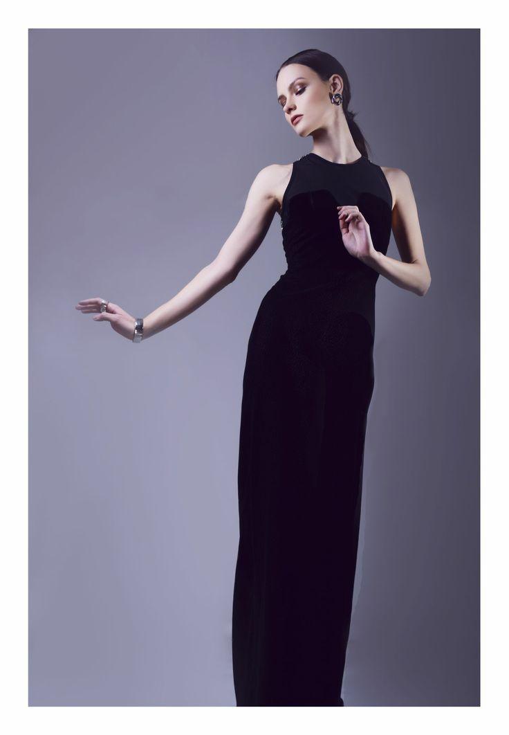Stylist: Aletta Knausz  MUA: Anita Bartos  Model: Zsoka / Trendattack  Clothes: Aimée, Daige, Delacier