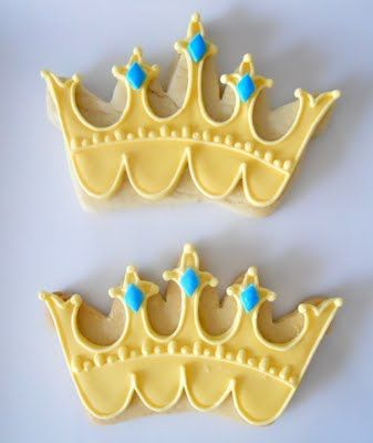 .Oh Sugar Events: Little Prince Shower Cookies
