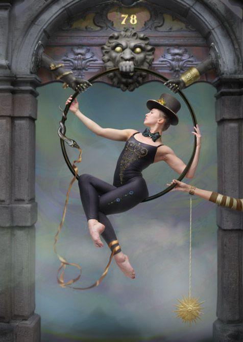 photo: Traveling Circus | photographer: Владимир Федотко | WWW.PHOTODOM.COM