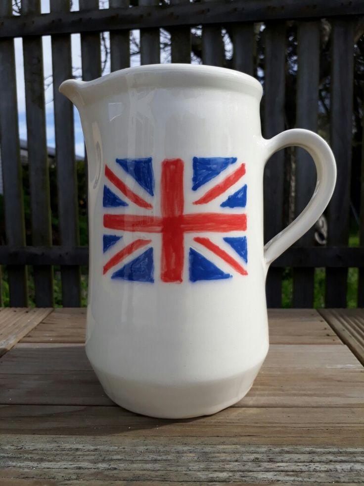Large jug Frank Hakkaart West Melton pottery