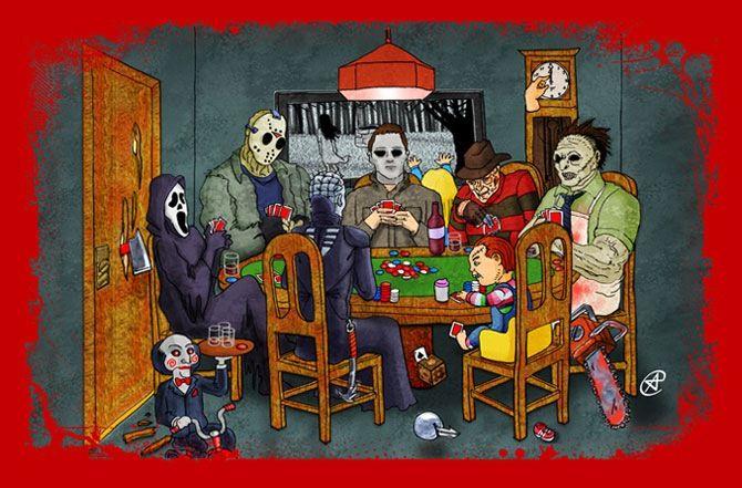 Who will win | ... Freddy Vs Jason Vs Leatherface