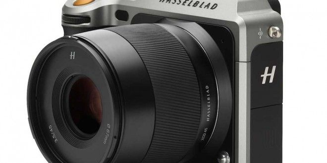 Hasselblad X1D-50C: First Medium Format Mirrorless Camera Price and Availability