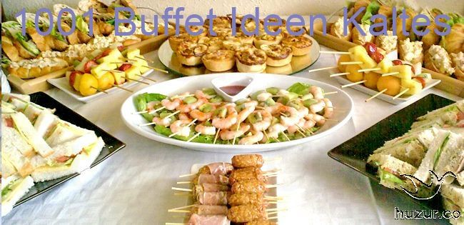Ideen Fur Kaltes Buffet Geburtstag In 2020 Funeral Food
