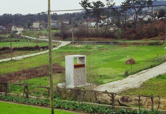 Infraestructuras de saneamento do río Louro |Fernando Blanco Guerrra (2004)
