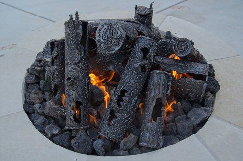 25 Best Fire Pits Images On Pinterest Campfires