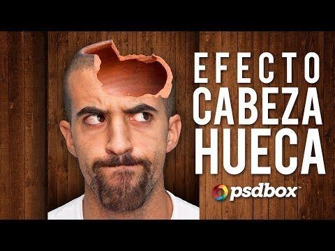 Efecto Cabeza Hueca en Photoshop - Tutoriales Photoshop en Español